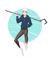 Jack Frost by SilentSeven