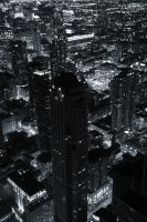 Chicago: Pillars in Time by Salemburn