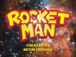 Rocket Man Logo by M0nteNegr0