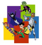 Teen Titans by Nairamo82