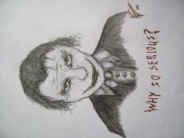Why so Serious 2 by josiahherman