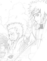 -3rdAnd4thHokage2007- by RobicTheEscapist