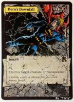 Superman's Downfall by Toriy-Alters
