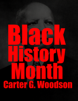 BHM Carter G. Woodson by Pyro82