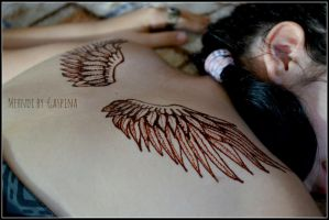 Wings. by Gaspina