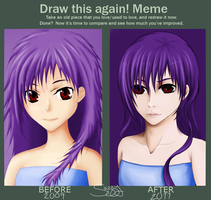 Before and After by Sazzy-Bu