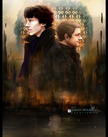 221B by SarahMillerCreations