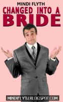 CHANGED INTO A BRIDE animated eBook cover! by MindiFlyth