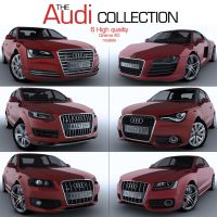 The Audi Collection by Tom-3D