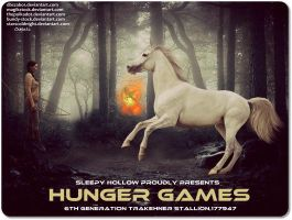 Hunger Games by JuneButterfly-stock