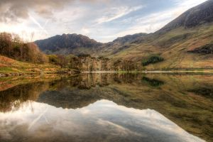 A Corner of Buttermere by Shifty-One