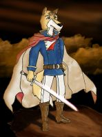 Knight of Dawn by Todd-Sullest