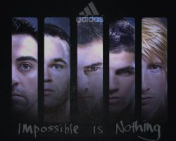 Impossible is Nothing 2 by hnl