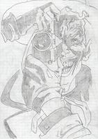 joker the Killing Joke by RatedrCarlos