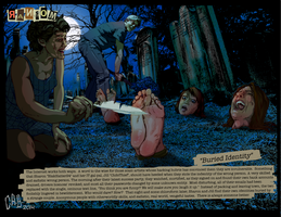 rAnSoM ~ Buried Identity by CeeAyBee