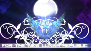 FOR THE NEW LUNAR REPUBLIC by LuxrayStark