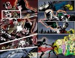 Batman Blackest Night 1 15-16 by ickhwano
