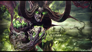 Illidan by StraightEdgeFan783