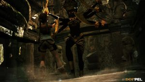 TOMB RAIDER III: India by doppeL-zgz