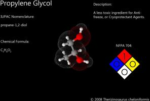Propylene Glycol- NFPA Edition by Xinorbis