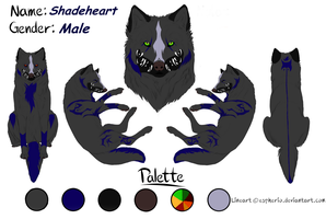Shadeheart Marking Reference 2014 by Lady-WynterFyre