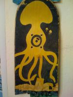 big SQUID by LukyRob
