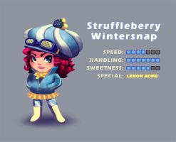 Struffleberry Wintersnap by rook-loft
