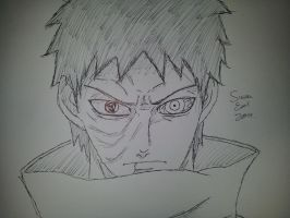 Obito Uchiha. by SimpleTheSaviour