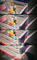 LOMO_shopping by theluckynine