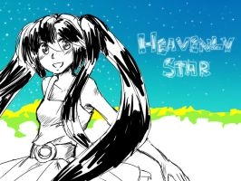 Heavenly Star by Jei-Muffin