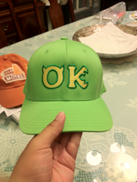 My Oozma Kappa hat arrived today! by Cartuneslover16