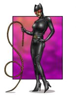 Catwoman by Romey1973