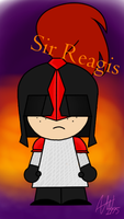 Sir Reagis (SP: Stick of Truth OC) by AquaMarie1995