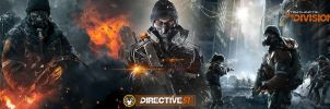 The Division Directive 51 by blackbeast