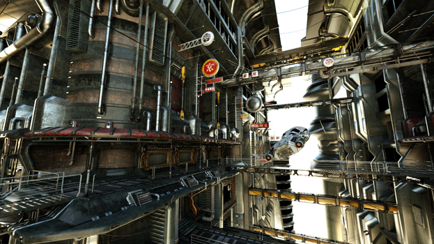 Metal test for Reality 2 by Pret-A-3D