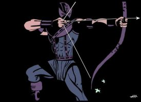 Hawkeye by FeydRautha81