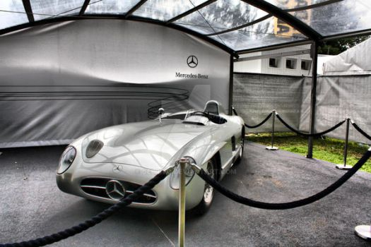 Mercedes Benz Old by DelRivo