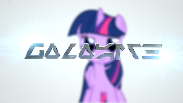 Magic Dance PMV AE Screen Shot with Galaxite Logo by GalacticArtz