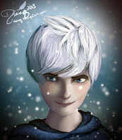 Jack Frost by Aekaitz