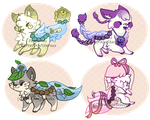 :FoxPonds for Auction(closed): by PrePAWSterous