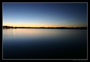 Maroochy River Dusk by Keith-Killer