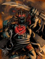 mumm-ra colored by daverge