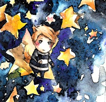 Stars that shine II by goia91