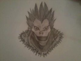 Ryuk Stage 3 by neckanome4