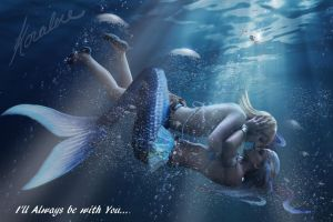 Lucy and Aquarius: The last day by Koralene