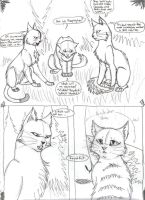 TWF Page Sketch 5 by x-EBee-x