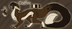 Electtonic Design Trade - Coffee Sphinx by CosmicDerp