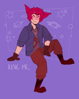 King by IcePox
