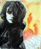Syd Barrett by The-OXette