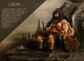 Crom by Aquemenes1983